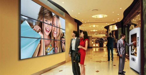 Different type of Indoor LED Screens.